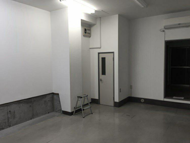 美容室リフォーム前の写真