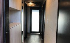 玄関リフォーム後の写真