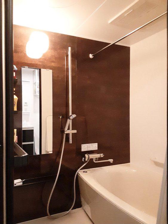 浴室工事後