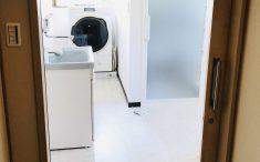 洗面室工事後