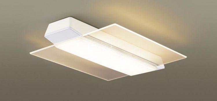 パナソニック スピーカー搭載LEDシーリングライトのイメージ画像①