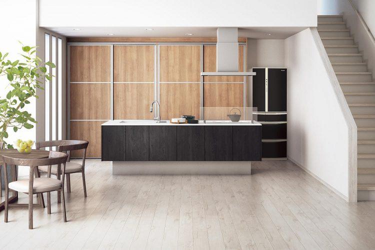 パナソニック コーディネイトドア冷蔵庫のイメージ画像②