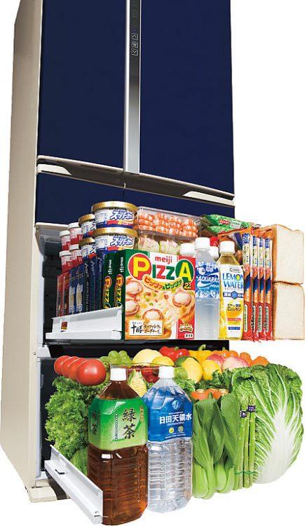 パナソニック コーディネイトドア冷蔵庫のイメージ画像①
